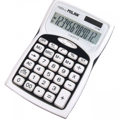 Calculator de Birou Milan 152012 12 Caractere