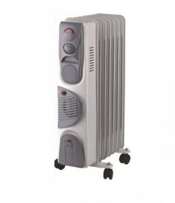 Calorifer Electric 7 Elementi cu Aeroterma Zilan ZLN6829 1500W