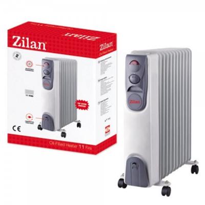 Calorifer Electric Ulei 11 Elementi Zilan ZLN2128 2500W
