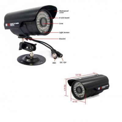 Camera de Supraveghere CCTV Exterior ST552AC