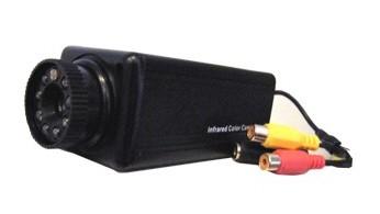 Camera de supraveghere cu infrarosu pentru interior exterior EC882