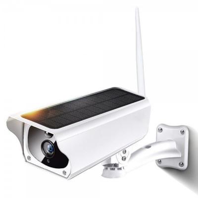 Camera de Supraveghere Wifi cu Panou Solar de Exterior 1080P SC310