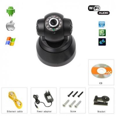 Camera de Supraveghere Wireless Pan/Tilt cu IP 541W