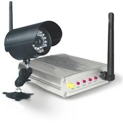 Camera de supraveghere wireless cu receiver ZTV 2.4 ghz