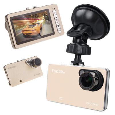 Camera Video Auto HD cu Senzor de Miscare Modul Parcare Black Box 24