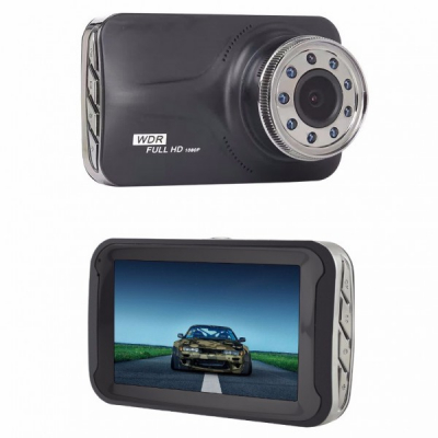 Camera Video Auto HD Senzor Miscare Modul Parcare HD Tachograph