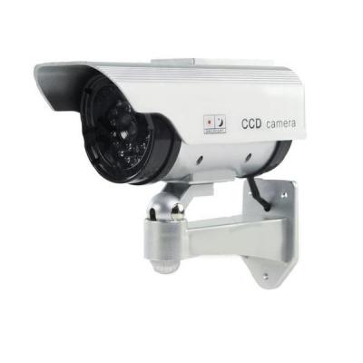 Camera Video Falsa cu LED-uri si Panou Solar Dummy IR