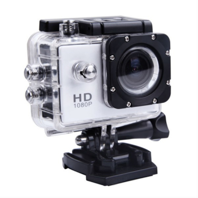 Camera Video HD Subacvatica si pentru Motocicleta 1080P Sports Cam