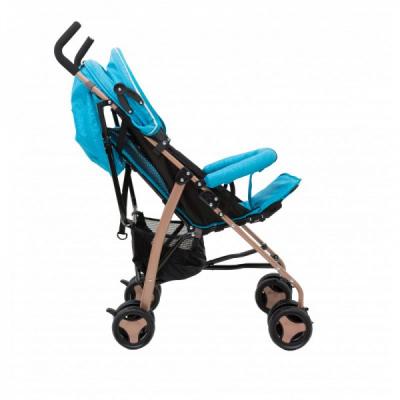 Carucior Sport pentru Copii 6-36 Luni 15Kg JK611 JU Albastru