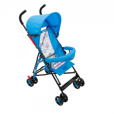 Carucior Sport pentru Copii 6-36 Luni 15Kg JK805 JU Albastru