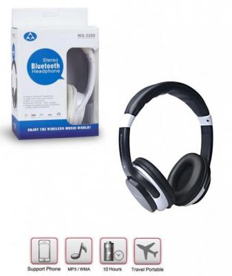 Casti Stereo Bluetooth cu Microfon WS3200