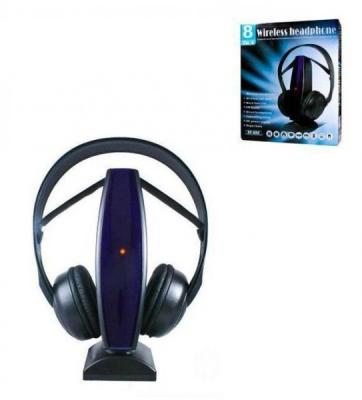 Casti Wireless 8in1 cu Radio FM