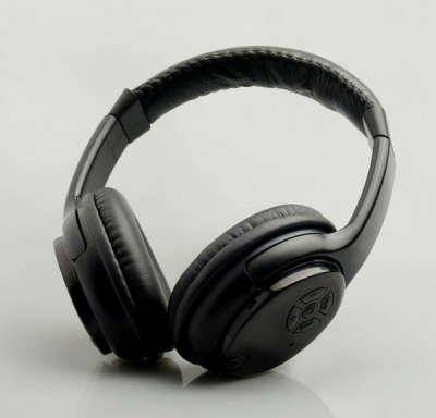 Casti Wireless MP3 Radio MD998