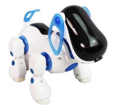 Catel Robot Vorbitor Jucarie Electronica Inteligenta cu Telecomanda 2089