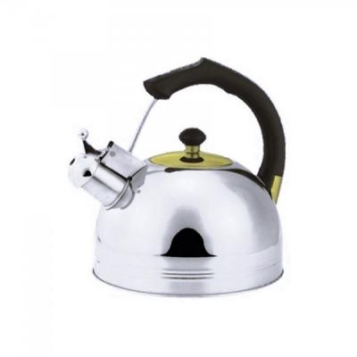 Ceainic din inox cu fluier 3L Bohmann BHL655BK