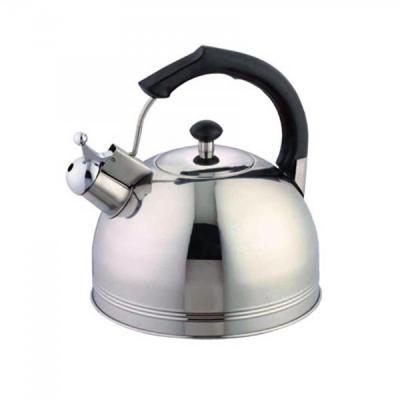 Ceainic din inox cu fluier Bohmann BH9980BK 5L