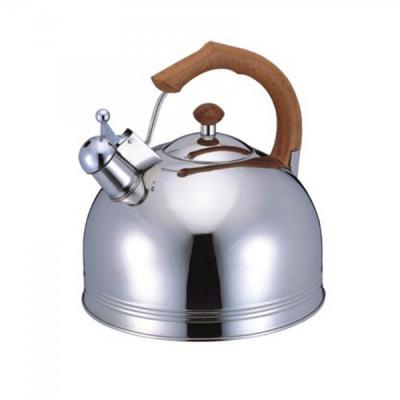 Ceainic din inox cu fluier Bohmann BH9980GDO 4L