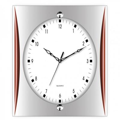 Ceas de perete Dreptunghiular KLJ7046