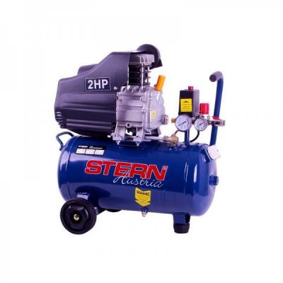 Compresor de Aer 2.0CP 24Litri Stern CO2024A