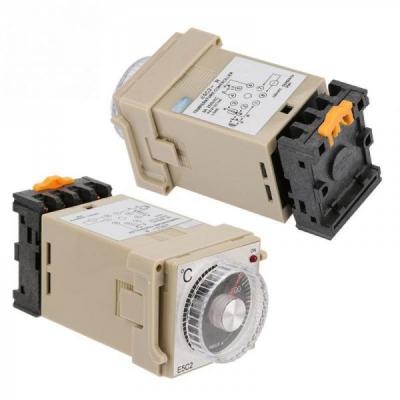 Controler Mecanic Temperatura E5C2 200/220V K 0-400 TEM-E5C2-MEC