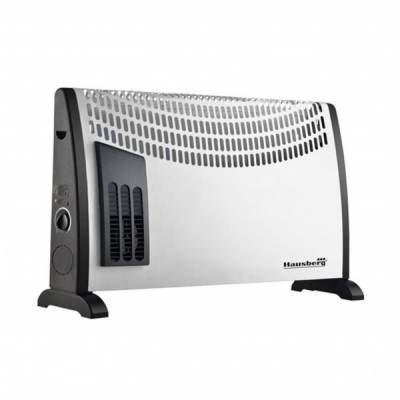 Convector electric cu Termostat reglabil 2000W Hausberg HB8191
