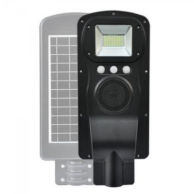 Corp Iluminat LED 60W Solar Boxa Senzori Suport Telecomanda CL181