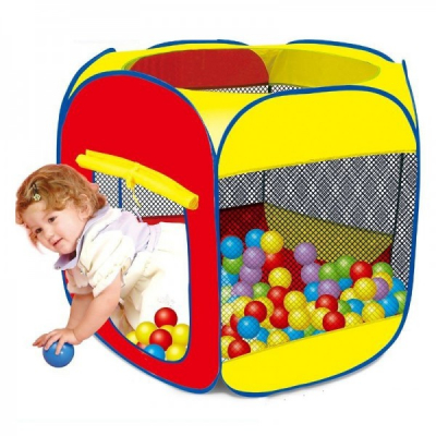 Cort Copii 119x61x89cm Loc Joaca cu Bile Tent Play 83351