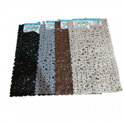 Covoras PVC pentru Baie 36x67cm Sanitec SN018, diverse culori