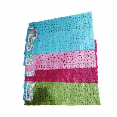 Covoras PVC pentru Baie 36x67cm Sanitec SN019, diverse culori