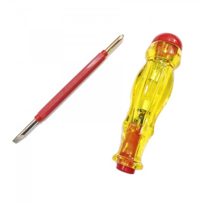 Creion Tensiune 100-500V Surubelnita Dreapta si Cruce Etooltest07