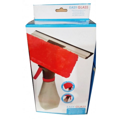 Curatator Geamuri 3in1 Microfibra si Lamela Easy Glass
