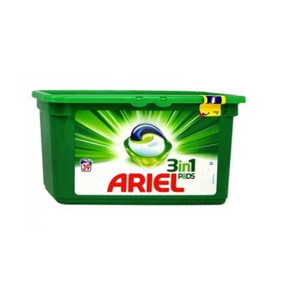 Detergent Universal 39 Capsule Ariel Pods 3in1, 39 Spalari DC16182