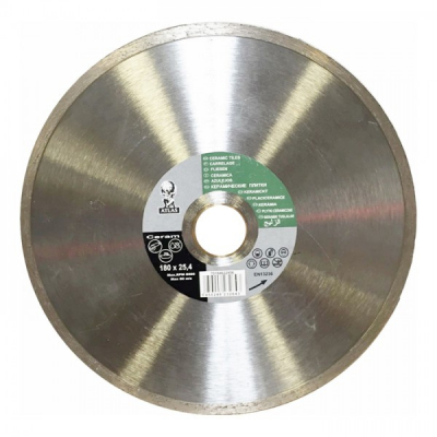 Disc debitat placi ceramice diamantat Atlas Ceramic 180x25.40mm