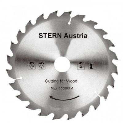 Disc pentru lemn Stern 40 dinti 210mm SBT21040