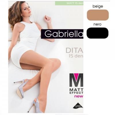 Dresuri Gabriella Matt Effect Dita 15 DEN  713
