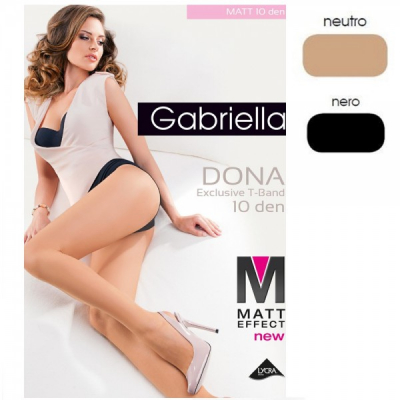 Dresuri Gabriella Matt Effect Dona 10 DEN  712