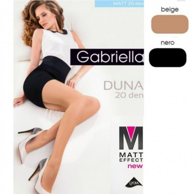Dresuri Gabriella Matt Effect Duna 20 DEN  714