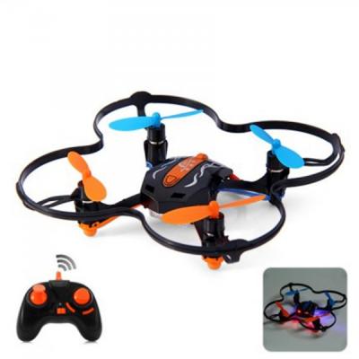 Drona 2.4G 4 Canale 6 Axe Iluminata Space Predator Quadcopter 1501