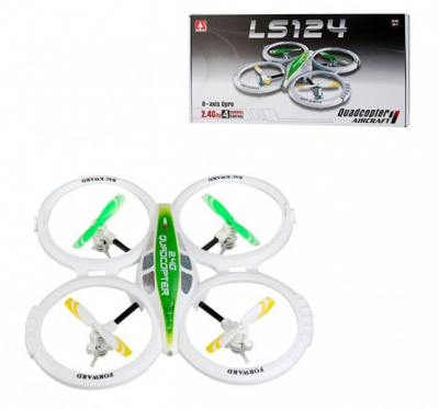 Drona 4 Canale si Gyro Quadcopter Aircraft LS124
