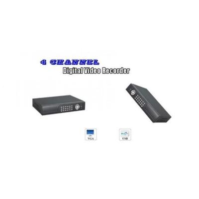 Dvr cu 4 canale fara lan  model d8004