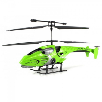 Elicopter cu Telecomanda Gyro 3.5Ch R/C Helicopter Raptor PF158