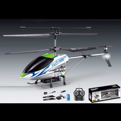 Elicopter cu Gyro 3.5 Canale si Camera Video HD6789