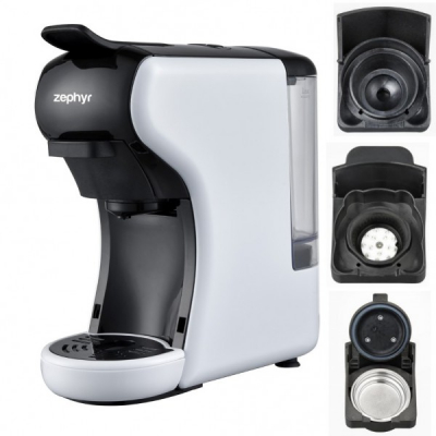 Espressor de cafea 3in1 1450W 0.6L Zephyr ZP1171K