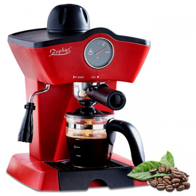 Espressor de Cafea Electric 4 cesti 5 Bar 800W Zephyr Z1171H