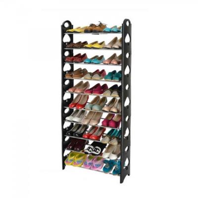 Etajera Organizare Pantofi 10 Etaje Stackable Shoe Rack 88686 ZLN2171