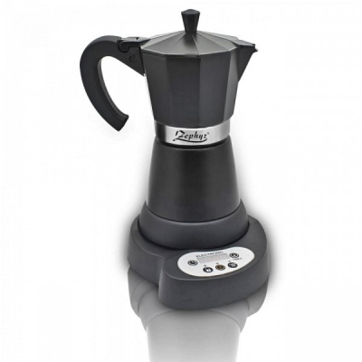 Expresor Cafea Electric 6 cesti 480W Zephyr Z1175C6