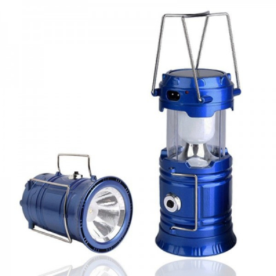 Felinar cu Panou Solar Lanterna LED Incarcare Solara 220V JH5800T