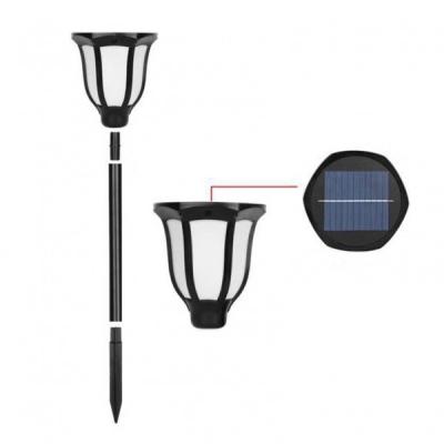 Felinar de Gradina Lampa Solara LED cu Efect Flacara BH6088