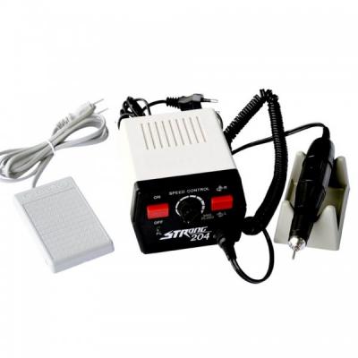 Freza Electrica Pila Unghii Profesionala 65W 35000RPM Strong 204