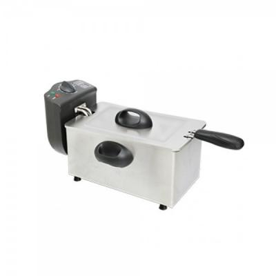 Friteuza Electrica din Inox 3L 2000W Sapir SP1980XD